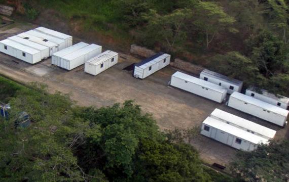 Trailers para alojamiento en zonas remotas