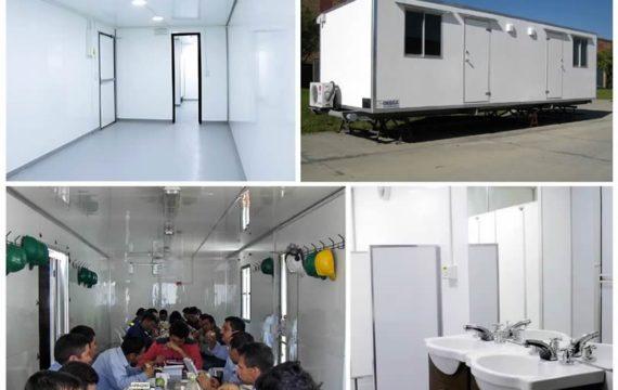 Alojamiento Campamentos Petroleros